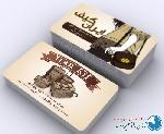 کارت ویزیت ایرانی و لایه باز برای کیف فروشی و کفش فروشی